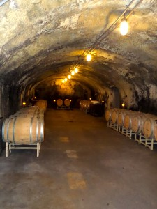 Wine caves dug by Chinese circa 1877, Napa